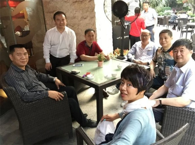 世界汤氏家园深圳分园联谊会